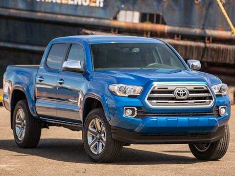 2017 Toyota Tacoma Double Cab Pricing Ratings Reviews