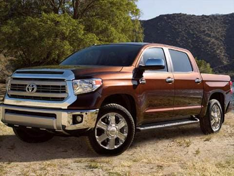 2017 Toyota Tundra Crewmax Pricing Ratings Reviews Kelley