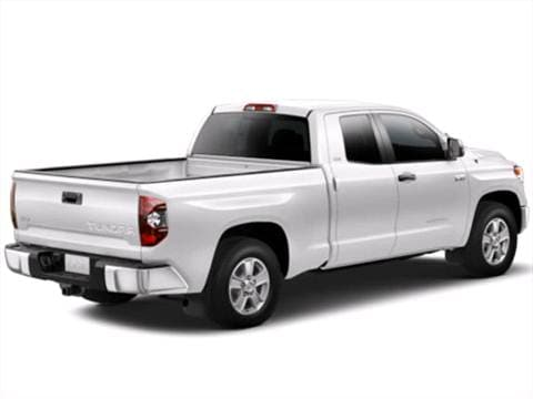 2017 toyota tundra double cab sr pictures videos kelley blue book. Black Bedroom Furniture Sets. Home Design Ideas
