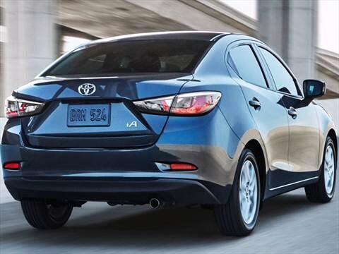 2017 Toyota Yaris Ia Pricing Ratings Reviews Kelley Blue Book