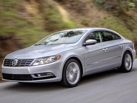 volkswagen cc pricing ratings reviews kelley blue book. Black Bedroom Furniture Sets. Home Design Ideas
