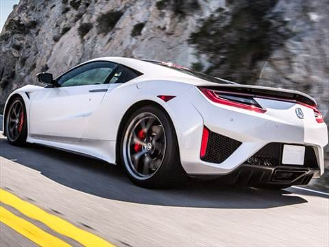 2018 Acura Nsx Pictures Videos Kelley Blue Book