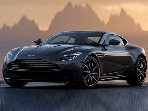 2018 Aston Martin Db11 Pricing Ratings Reviews Kelley Blue Book