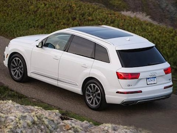 Audi Q Pricing Ratings Reviews Kelley Blue Book - 2018 audi q7 msrp