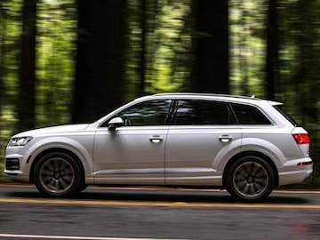 Audi Q Pricing Ratings Reviews Kelley Blue Book - Audi q7 2018 msrp