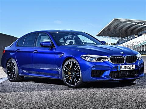 2018 Bmw M5 Pricing Ratings Reviews Kelley Blue Book