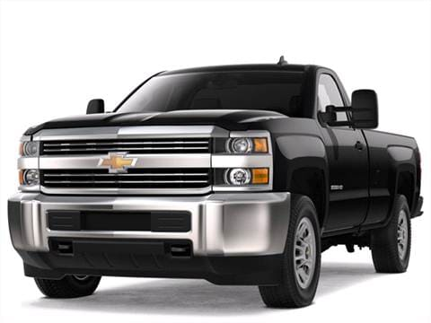 2018 Chevrolet Silverado 3500 HD Regular Cab
