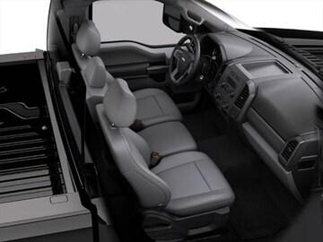 2018 Ford F250 Super Duty Regular Cab Interior