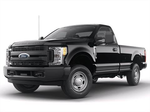 2018 Ford F350 Super Duty Regular Cab