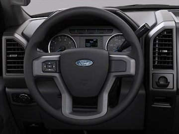 2018 ford f350 super duty regular cab Interior