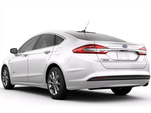 2018 Ford Fusion Energi Plug In Hybrid Platinum Pictures