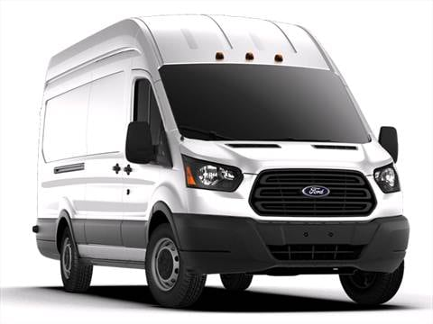 2018 ford transit 350 hd van
