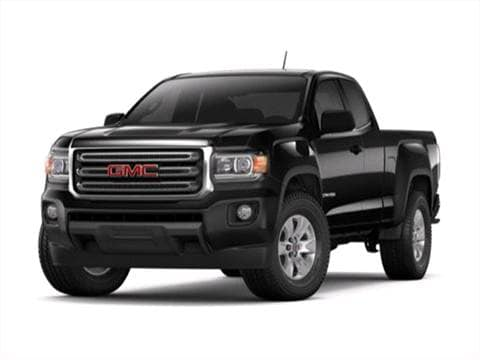 2018 GMC Canyon Extended Cab | Pricing, Ratings & Reviews | Kelley Blue Book