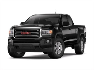 2018 GMC Canyon Extended Cab | Pricing, Ratings & Reviews ...