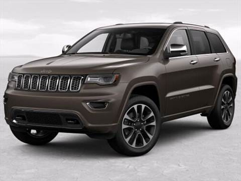 2018 jeep grand cherokee overland pictures videos. Black Bedroom Furniture Sets. Home Design Ideas