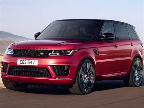 Land Rover Sport >> 2018 Land Rover Range Rover Sport Pricing Ratings Reviews