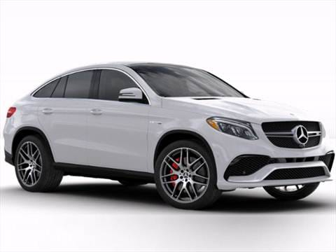 2018 Mercedes Benz Amg Gle Coupe
