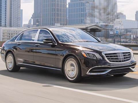 2018 Mercedes Benz Mercedes Maybach S Class Pricing Ratings