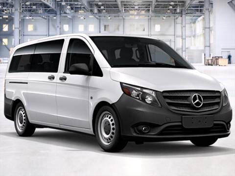 cc2d9cbde1 2018 Mercedes-Benz Metris WORKER Passenger