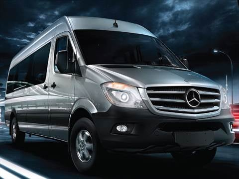 2018 Mercedes Benz Sprinter 2500 Passenger Pricing Ratings