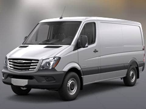 2018 mercedes benz sprinter 3500 cargo