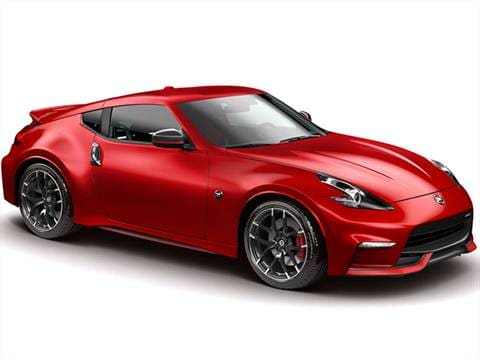 Nissan Sports Car >> 2018 Nissan 370z Pricing Ratings Reviews Kelley Blue Book