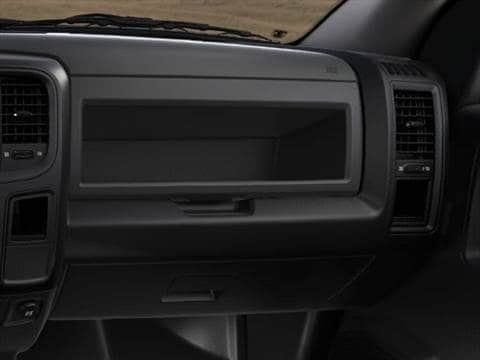 2018 ram 2500 regular cab Interior