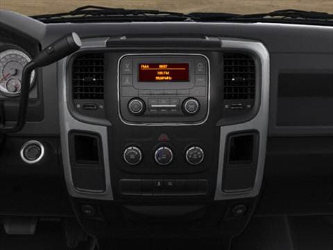 2018 ram 3500 regular cab Interior