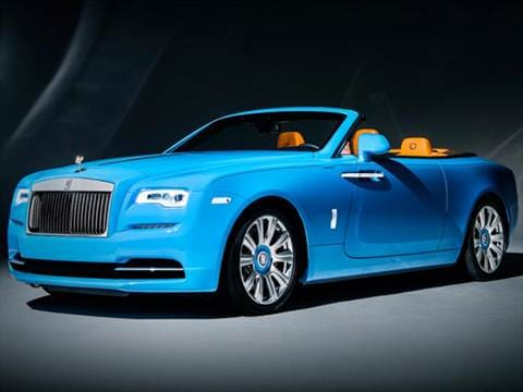 2018 rolls royce dawn