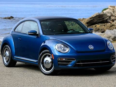 2018 Volkswagen Beetle Pricing Ratings Reviews Kelley Blue Book