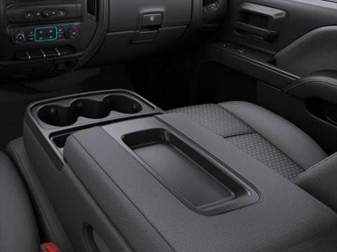 2019 gmc sierra 1500 limited double cab Interior