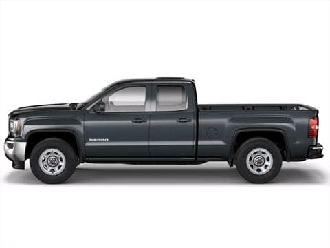 2019 gmc sierra 1500 limited double cab Exterior