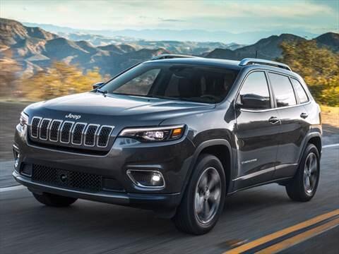 2019 Jeep Cherokee | Pricing, Ratings & Reviews | Kelley ...