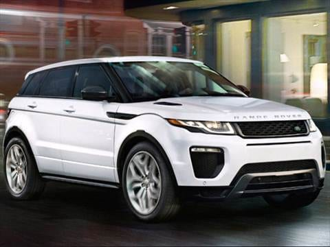 2019 Land Rover Range Evoque