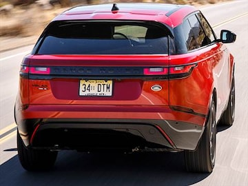 Used Range Rover For Sale Near Me >> 2019 Land Rover Range Rover Velar   Pricing, Ratings ...