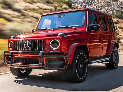 Mercedes Benz Mercedes Amg G Class Pricing Ratings Reviews