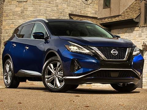 2019 Nissan Murano Pricing Ratings Reviews Kelley Blue Book