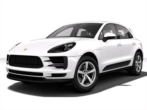 Porsche Macan Pricing Ratings Reviews Kelley Blue Book