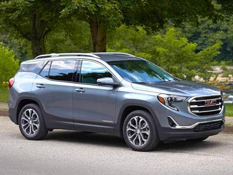 2018 GMC Terrain Diesel:  Review, Price >> Gmc Terrain Pricing Ratings Reviews Kelley Blue Book