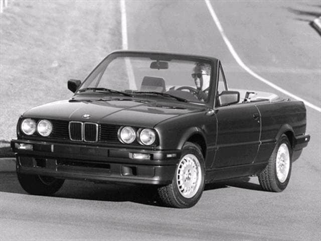 Most Popular Convertibles of 1992
