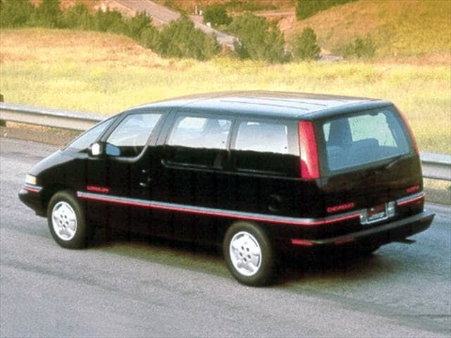 Most Fuel Efficient Vans/Minivans of 1992 - 1992 Chevrolet Lumina APV