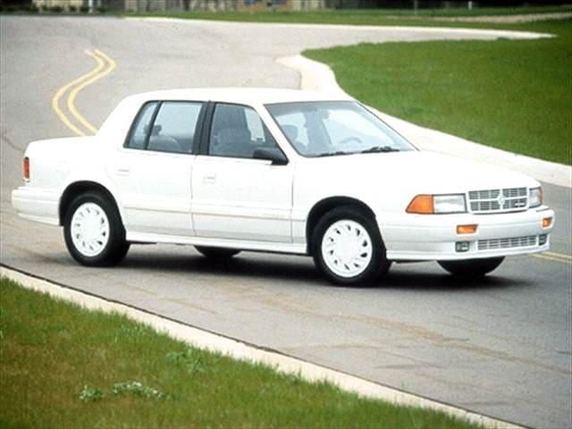 Dodge Extended Warranty >> 1992 Dodge Spirit Sedan 4D Used Car Prices   Kelley Blue Book