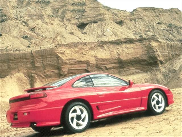 Highest Horsepower Hatchbacks of 1992 - 1992 Dodge Stealth