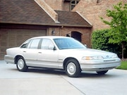 1992-Ford-Crown Victoria