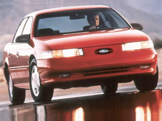Ford Extended Warranty Cost >> 1992 Ford Taurus SHO Sedan 4D Used Car Prices | Kelley ...