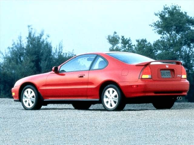 Top Consumer Rated Coupes of 1992 - 1992 Honda Prelude