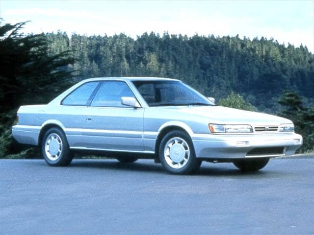 Most Fuel Efficient Luxury Vehicles of 1992