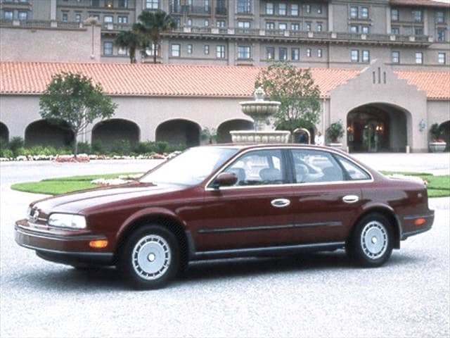Highest Horsepower Sedans of 1992 - 1992 INFINITI Q
