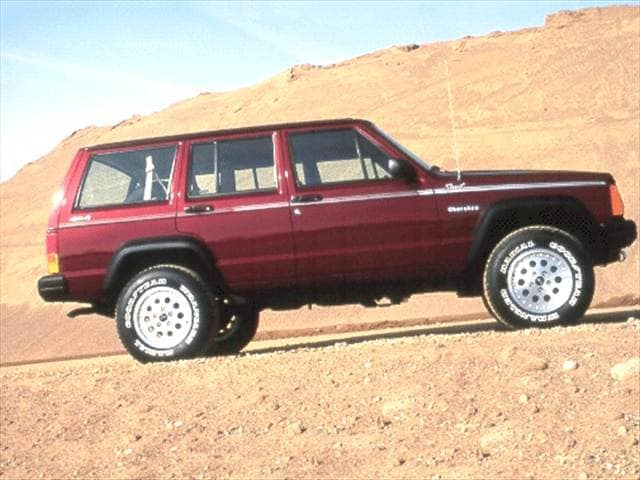 Highest Horsepower SUVs of 1992 - 1992 Jeep Cherokee