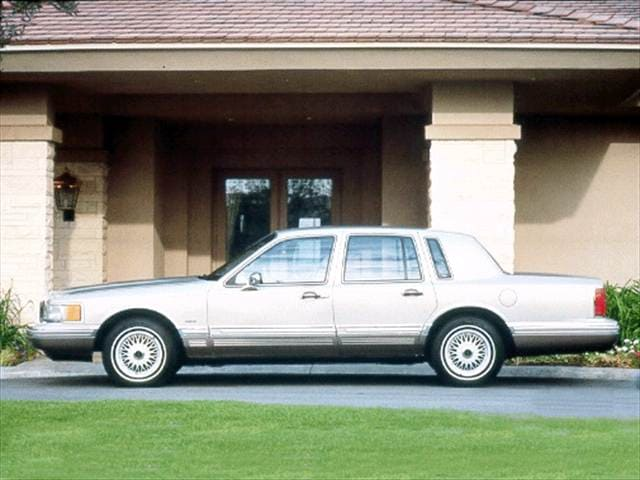 Top Consumer Rated Sedans of 1992